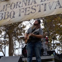 "JONATHON ""BOOGIE"" LONG at California Beer Festival Blues & BBQ Festival Mission Park Ventura, CA"