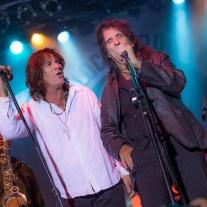 Dave Brock & Alice Cooper