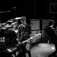 PHOTO GALLERY: Walking Papers featuring ex-GNR bassist Duff McKagan performing at The Whisky 11/20/2014