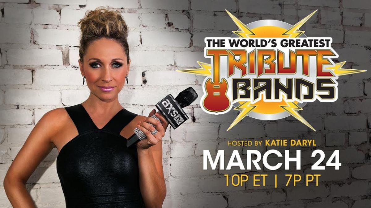 AXS TV'S The World's Greatest Tribute Bands returns for Season 5 on Tuesday, March 24