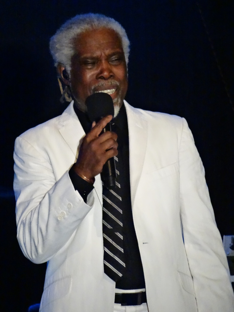 Billy Ocean The Canyon Club 3/1/2015