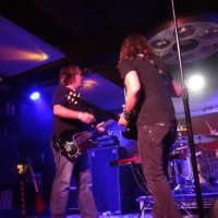 PHIL X DANIEL SPREE MATT STARR JOE LESTER SONGS BY THE DRILLS AND VAN HALEN  HOLLYWOOD JAM NIGHT