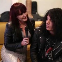 INTERVIEW with TISH CIRAVOLO of Daisy Rock Girl Guitars and MICHAEL CIRAVOLO of Schecter Guitar Research conducted by ALEX KLUFT  at Sparkle for Breathe LA and RSSF