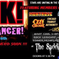 Let's Rock Against Cancer All Star Benefit Concert Fremont, CA April 26, 2015