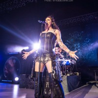 Nightwish at The Greek Theater with Special Guests Delain & Sabaton 5/1/2015