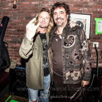 Interview with KENNY KANOWSKI and JERRY BEST at LUCKY STRIKE JAM NIGHT 15