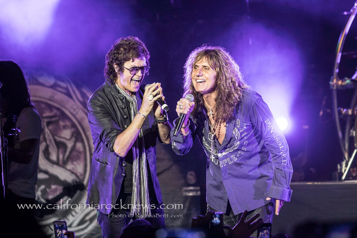 DAVID COVERDALE TWEETS CRN PICS FROM WHITESNAKE BEVERLY HILLS SHOW