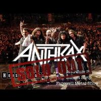 Anthrax Thrashes the Sunset Strip HOUSE OF BLUES 7/29/2015
