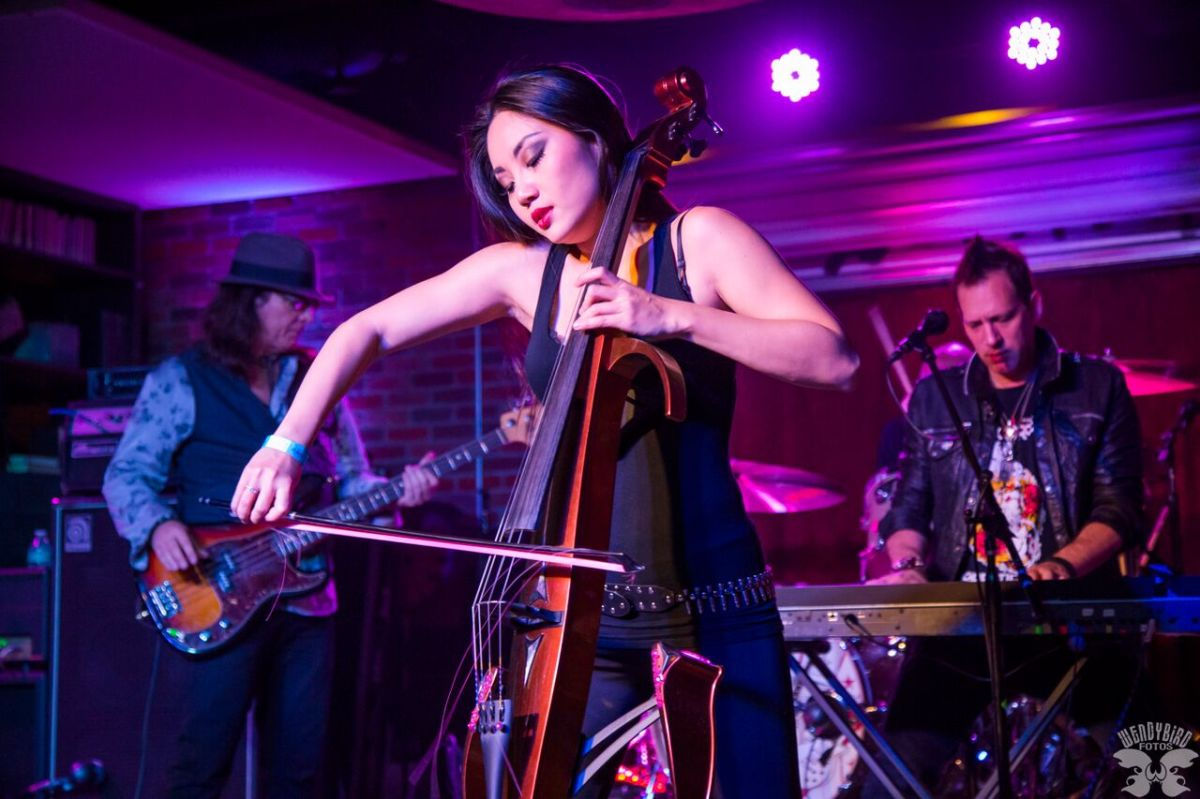ULTIMATE JAM NIGHT Featuring Ralph Saenz and Tina Guo LUCKY STRIKE LIVE 7/29/2015