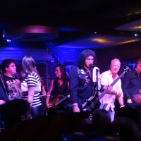 Gene Simmons, Johnny Depp, Extreme MUSIC ON A MISSION: Mending Kids Benefit LUCKY STRIKE LIVE Hollywood, CA