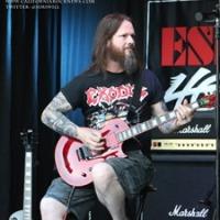 Gary Holt ESP Guitar Clinic – Camarillo, CA 8/28/15