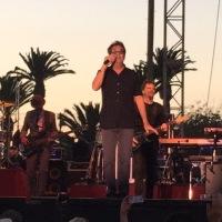 Huey Lewis and the News – Ventura, County Fair, Ventura, CA 8/7/15