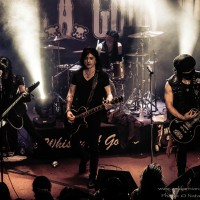 L.A. GUNS at THE WHISKY 7/31/2015