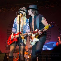 ORIANTHI and RICHIE SAMBORA JAMMING with ROBBY KRIEGER and FRIENDS MEDLOCK KRIEGER MOORPARK 10/5/2015