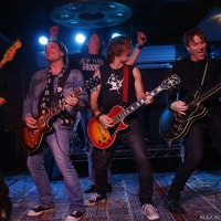 ACE FREHLEY ALL-STAR TRIBUTE and JAM at Lucky Strike Live in Hollywood featuring Ack: A Tribute to Ace Frehley