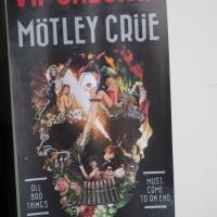 MOTLEY CRUE at the STAPLES CENTER 12/30/2015