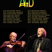 Music Icons Jon Anderson & Jean Luc Ponty To Tour North America: Anderson Ponty Band