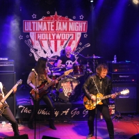 AUGUST ZADRA DAVE AMATO CHUCK WRIGHT MATT STARR JULIA LAGE MICHAEL KLOOSTER ULTIMATE JAM NIGHT