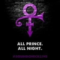 SOUNDCHECK LIVE: PRINCE TRIBUTE at Lucky Strike Live Hollywood  4/27/16