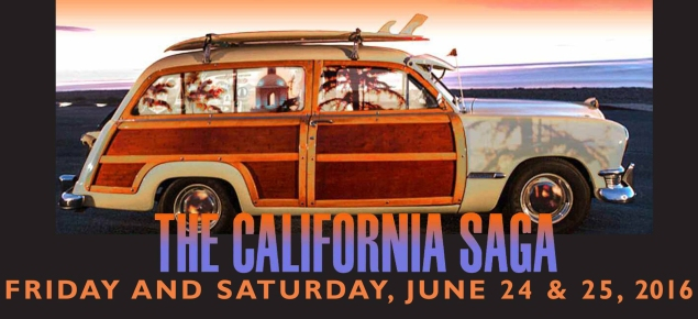 California Saga Banner