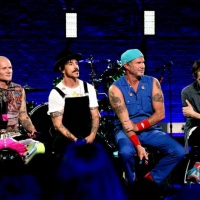 """Red Hot Chili Peppers on AT&T Live at the iHeartRadio Theater L.A."" Exclusive Performance Airs Friday, June 17 at 9:00 PM ET/PT  on AUDIENCE NETWORK, DIRECTV, U-verse Ch 111"