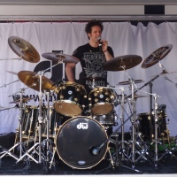 GLEN SOBEL DRUM CLINIC at DW FACTORY DAY DRUM WORKSHOP Oxnard, CA 7/23/2016