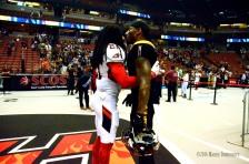 LA Kiss Game. 533