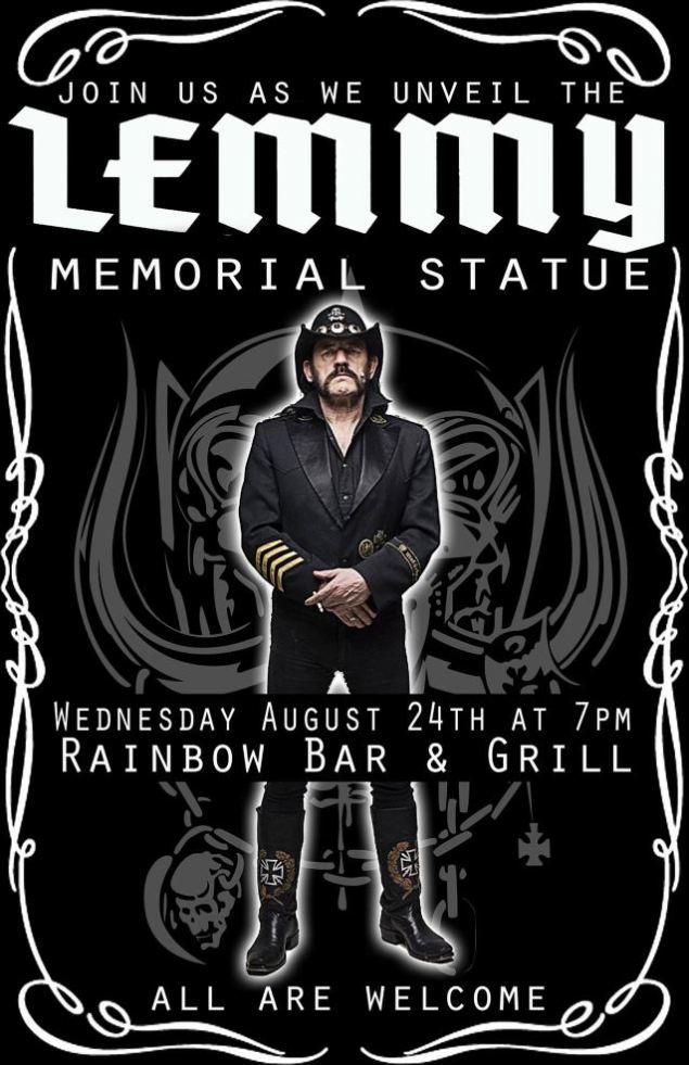 lemmymemorialstatueunveiling2016
