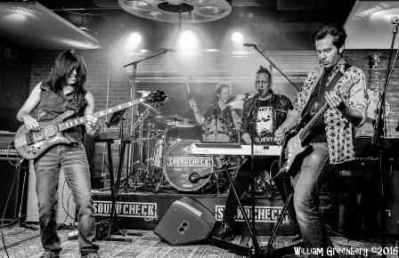 SoundCheck Live Eighteen-84
