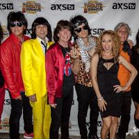 The Rolling Stones tribute Mick Adams and The Stones The Whisky 10/5/2016