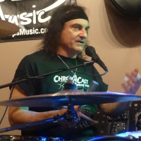 Vinny Appice Interview at Chromacast ddrum Drum Clinic 9/23/2016