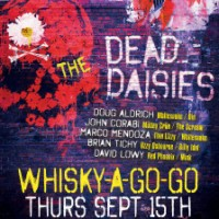 THE DEAD DAISIES Rocked a Sold Out Show at The Whisky A Go Go 9/15/2016