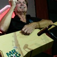 Mr. Big's Acoustic Show on the Monsters Of Rock Cruise Monsterwood 2016 Pat Torpey Eric Martin Billy Sheehan