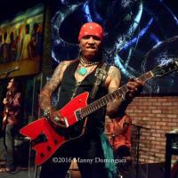Micki Free at Rock and Brews San Manuel Casino 11/25/2016