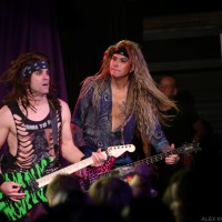 STEEL PANTHER 360 Show at The Roxy