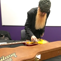 Bid on Gibson Guitar Autographed by Billy Gibbons of ZZ Top For Ovation Music Fund Charity
