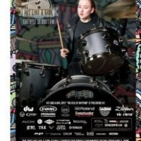 "2017 ""HIT LIKE A GIRL"" International Drumming Competition and Sponsor Information"