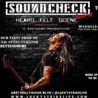 NUNO BETTENCOURT, STEVE VAI, RICHIE KOTZEN, PHIL X and STU HAMM To Appear at First Soundcheck Live of 2017 at Lucky Strike Hollywood