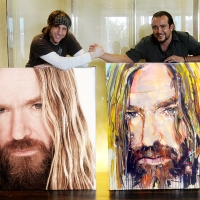 MARK WEISS / DAVID BANEGAS – TWO MEDIUMS / ONE VISION ROCK & BREWS – ORLANDO TO FEATURE FOUR DUAL-VISIONED ROCK ART PAINTING