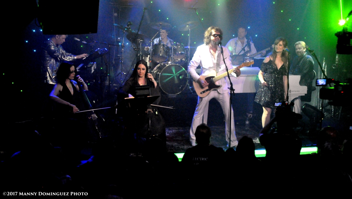 ELO tribute Strange Magic AXS TV's The World's Greatest Tribute Bands Katie Daryl 4/5/2017