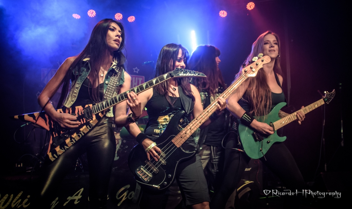 "ULTIMATE JAM NIGHT ""WOMEN IN ROCK"" Whisky A Go-Go 4/25/2017"