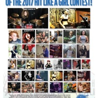 2017 Hit Like A Girl Contest Champions, Winners & Award Recipients