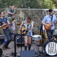 KUINKA and Steps of Doe PETER STRAUSS RANCH Tiny Porch Concert Series 6/11/17