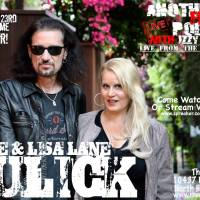 IZZY Presley Hosts Bruce Kulick with Special Guests In Live Podcast Debut This Sunday
