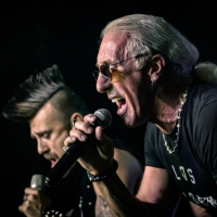 Dee Snider and Jesse Blaze Snider at David Z Ultimate Jam Night