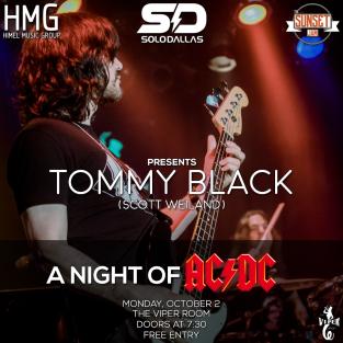 Tommy-Black