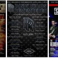 BASH FEST 2018 Line-Up Announced for BONZO BASH, RANDY RHOADS REMEMBERED, SOUNDCHECK LIVE