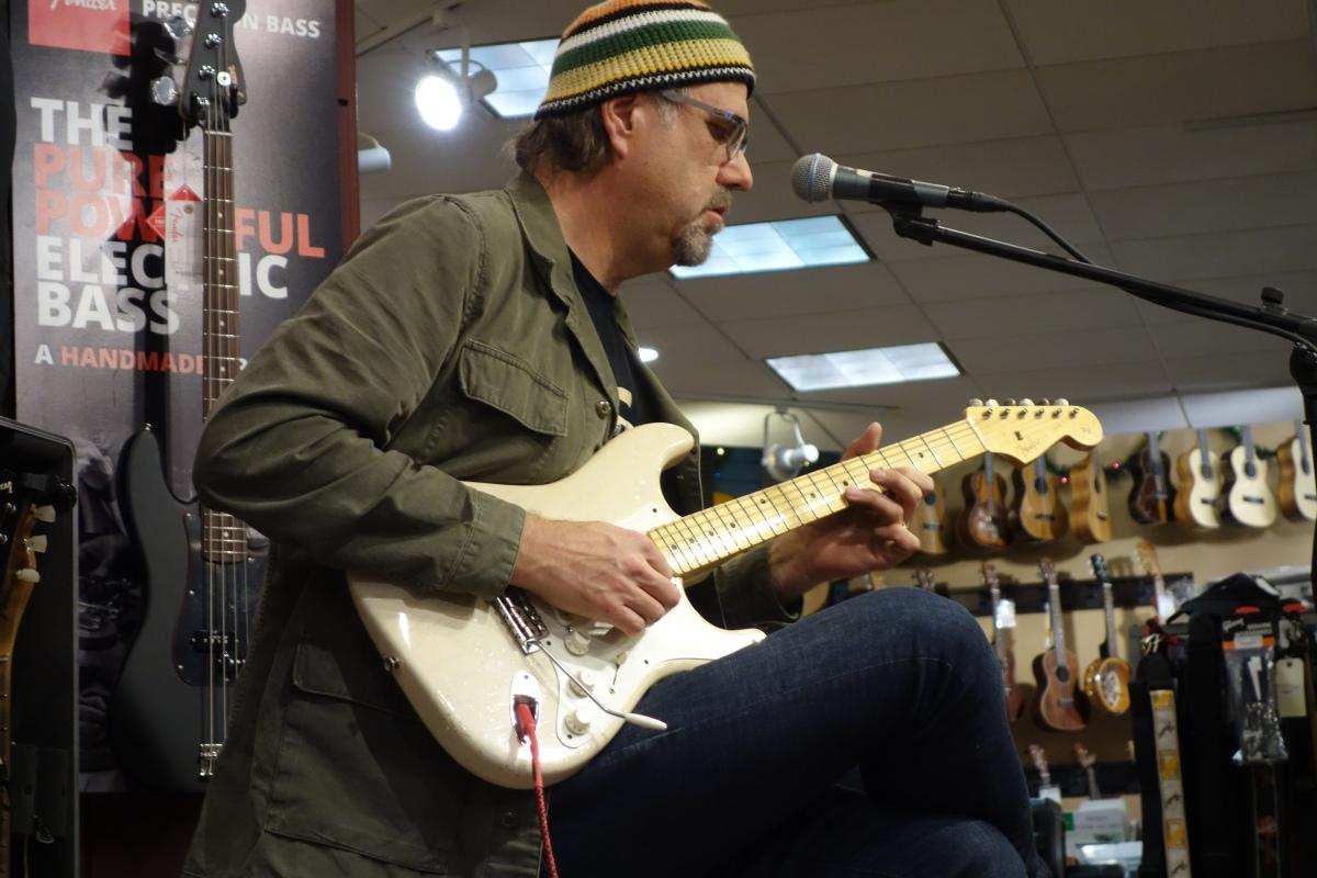 GREG KOCH FISHMAN Guitar Clinic Instrumental Music Thousand Oaks 11/28/2017