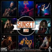 The Sunset Jam To Hold Its 100th Event  on Monday January 15, 2018 at The Viper Room with Many Special Guests