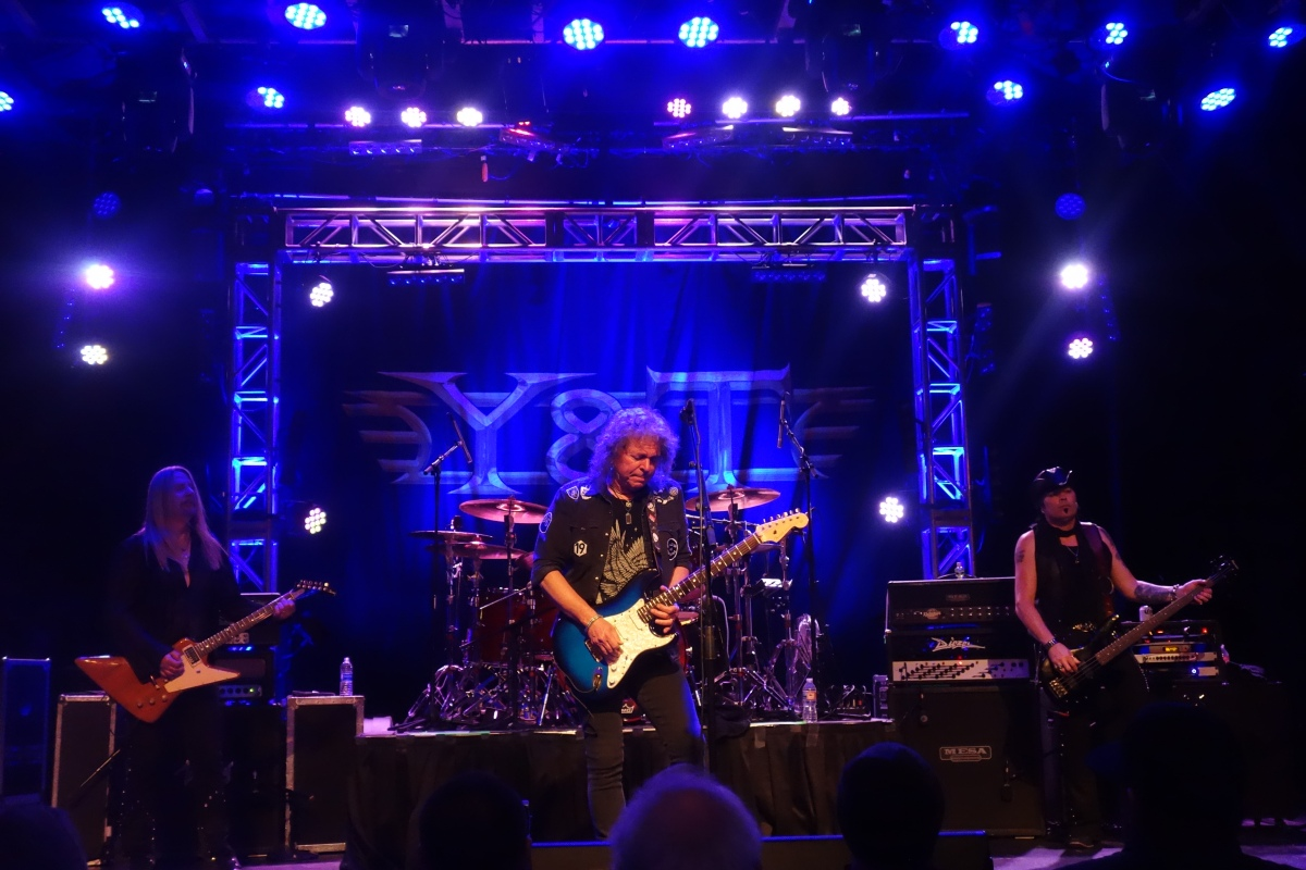 Y&T The Canyon Club Agoura 4/22/2018